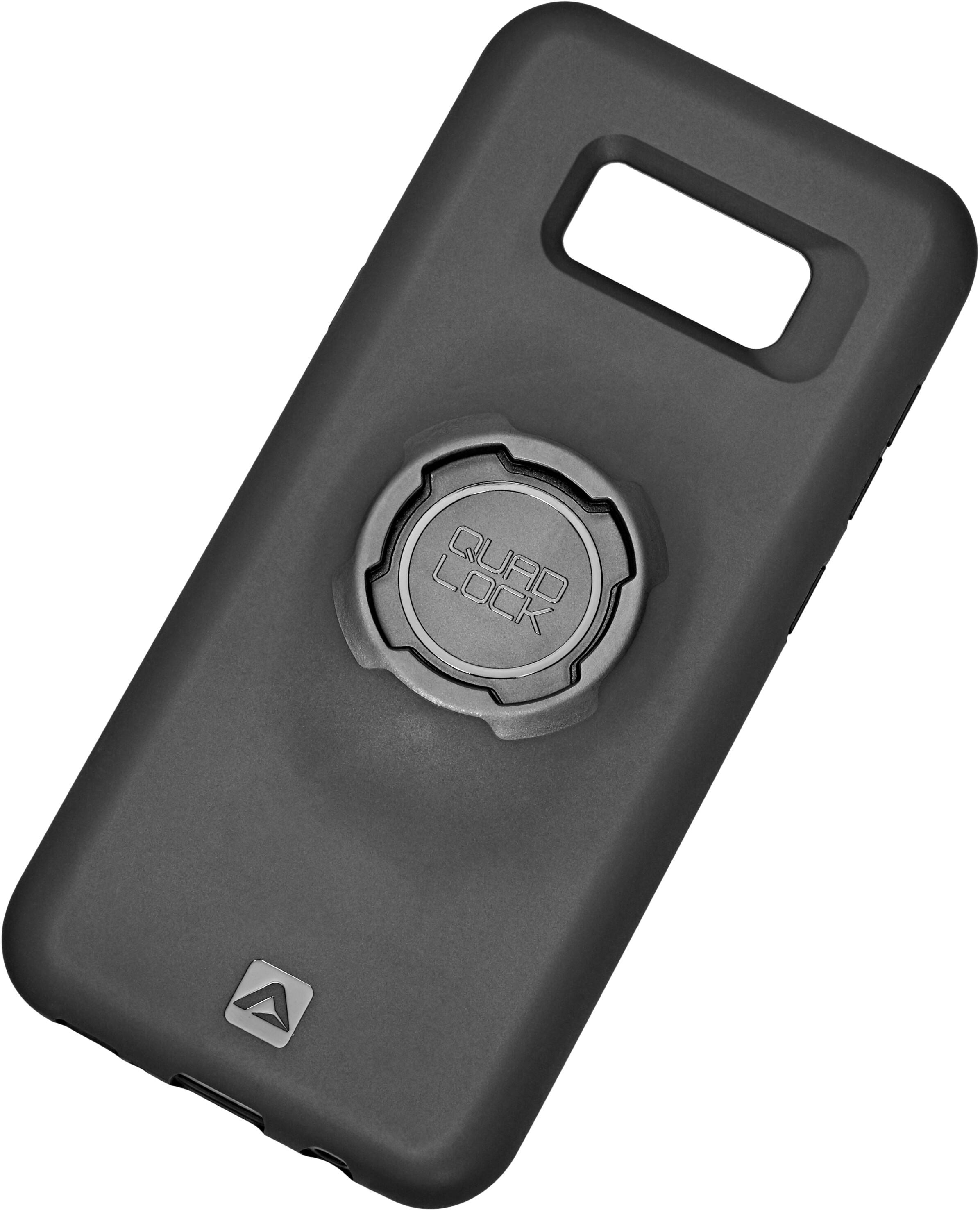 pretty nice 0c815 af815 Quad Lock Case Samsung Galaxy S8+ , musta